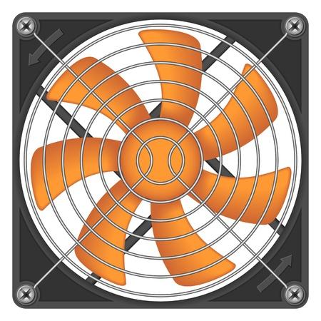 Ordinateur châssis/CPU plus fraîche