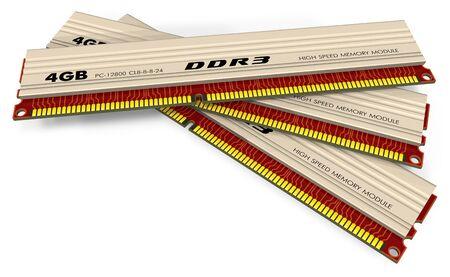 ddr3: DDR3 memory modules