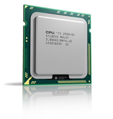 Modern multicore CPU *** DESIGN OF THIS DEVICE IS MY OWN photo