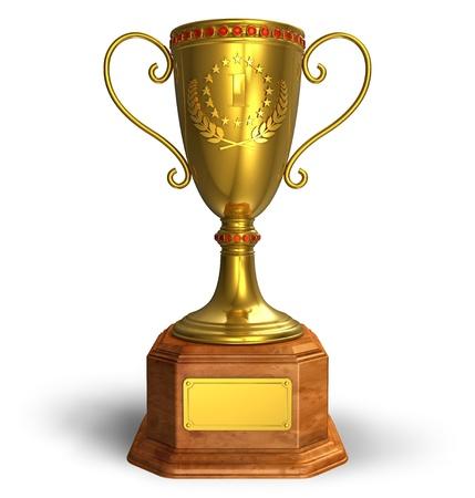 trophy winner: Gold trofej poh