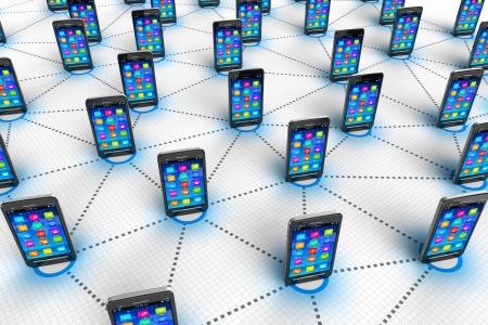 web application: Social network e il concetto di comunicazione mobile