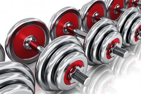 fitness training: Creatief abstract sport, fitness training en een gezonde lifestyle concept
