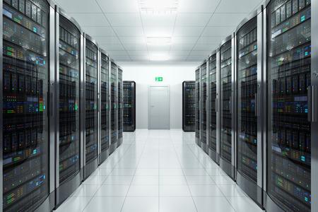 hardware: Red moderna y la tecnolog�a de las telecomunicaciones concepto