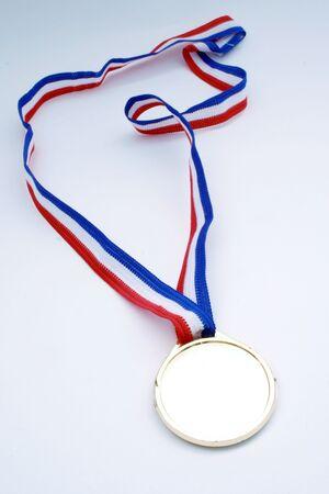 Prize Ribbon Stock Photo