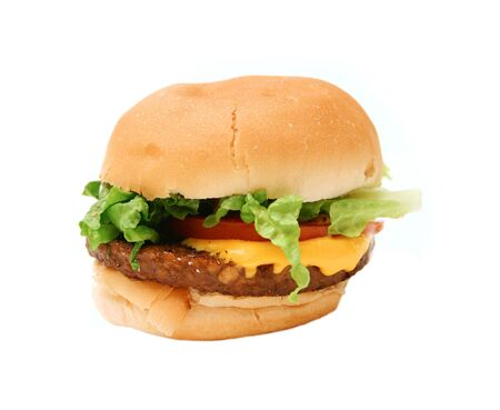 Lop-sided veggie burger
