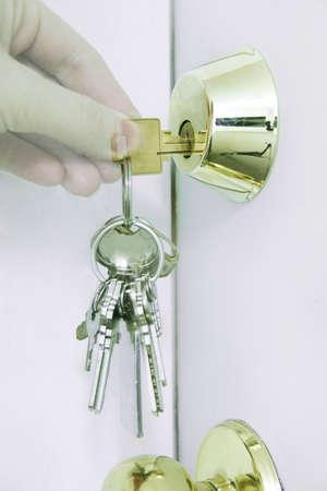 Keys and Door