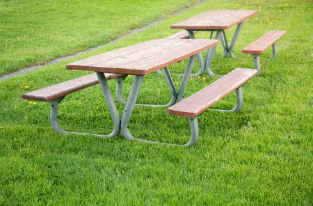 Park Bench Imagens