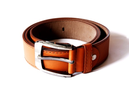 Leather belt Stock Photo - 17565931
