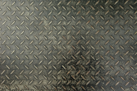 Checker plate steel 2 Stock Photo - 14063626