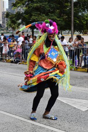 dialect Panamanian tradition Stok Fotoğraf - 90045647