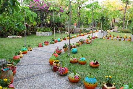 Road to Phuket Botanic Garden, Phuket, Thailand Stock Photo