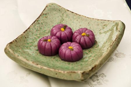 japanese cookery: Japanes dessert