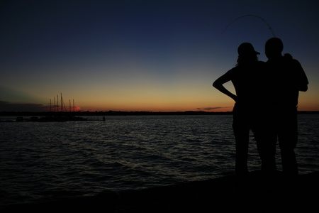 Fishing Together photo