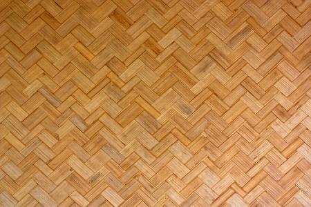 Abstract art bamboo wall, wallpaper natural materials. photo