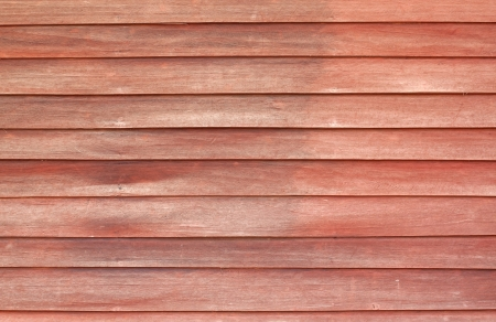 Wall of old wood Old wood texture red  for  background. Stock Photo - 19286876