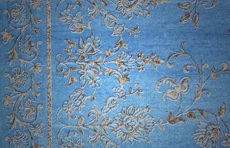 Excellent seamless floral background wallpaper, wall fabric. photo