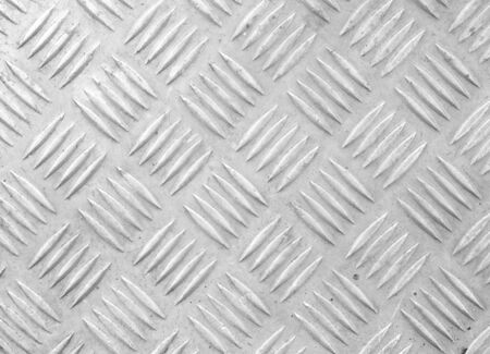 Background texture of old sheets of aluminum.