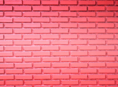 replication: Red brick wall seamless background - texture pattern for continuous replication.