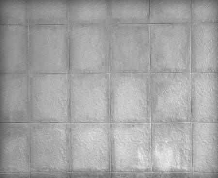 ���wall tiles���: Background gray wall tiles Dark Tiled Background.