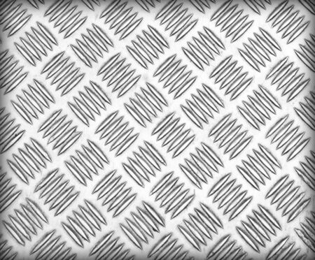 nonslip: Stainless steel plate slip surface pattern background.