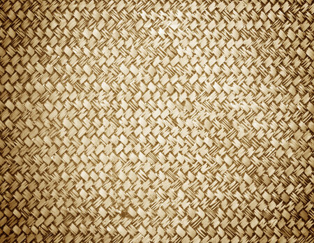 rattan mat: Old Wicker wall background texture vintage textiles.