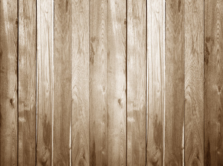 Wall House Old brown wooden background texture.