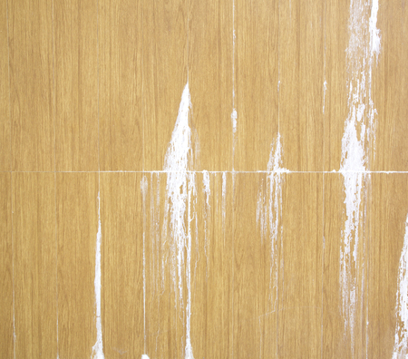 laminate: Laminate old dirty wall decalcification construction industry. Stock Photo
