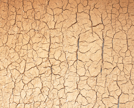 lack of water: Drought the ground cracks  no hot water lack of moisture.