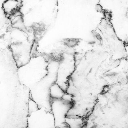 白い大理石のテクスチャ高解像度の背景パターン。 写真素材 - 36119810