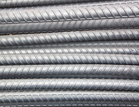 Sturdy steel steel bar construction material industry.