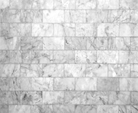 white stone: Gray marble walls background abstract white stone wall.