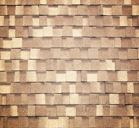 materiales de construccion: baldosas en la industria de materiales de construcci�n del techo. Foto de archivo