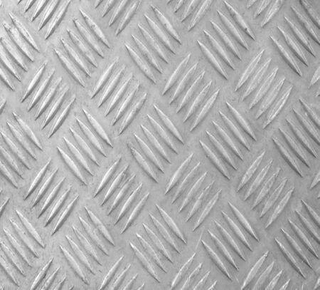 aluminum sheet: Aluminum sheet background old sheet abstract squares.