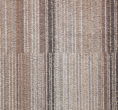 red carpet background: floor carpet texture form the surface background. Stock Photo
