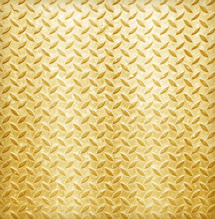 concrete background: Metal Shiny yellow gold texture background abstract. Stock Photo