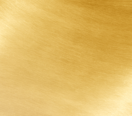 foil: Shiny yellow leaf gold foil texture background