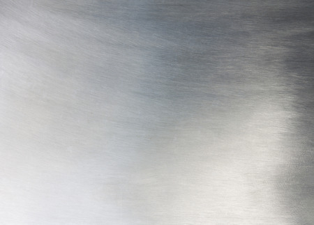 brushed steel: Sheet metal silver solid black background industry.