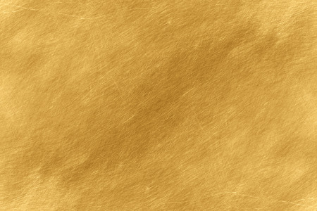 gold colour: Shiny yellow leaf gold foil texture background