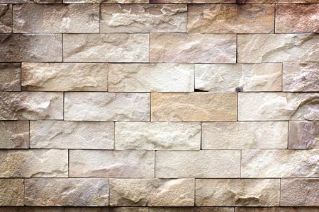 materiales de construccion: La textura de las paredes de piedra, durabilidad exterior. industria de materiales de construcción
