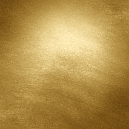 shiny: Shiny yellow leaf gold foil texture background