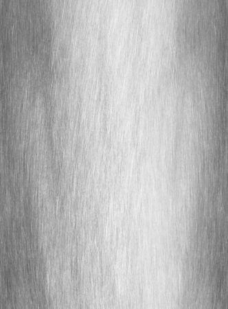 brushed aluminum: Sheet metal silver solid black background industry.