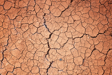 lack water: Drought, the ground cracks, no hot water, lack of moisture.