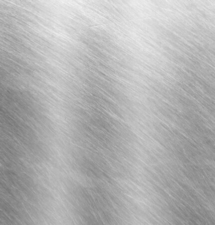 sheet metal: Silver Sheet Metal isolated on white background. Stock Photo