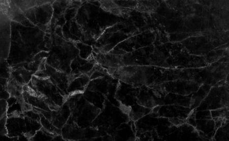 Nero Marmo sfondo Marmo superfici di marmo astratto