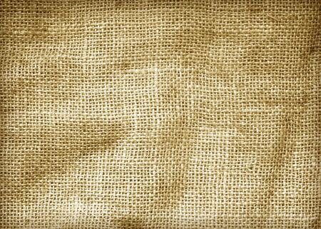industria textil: Textured background hemp sacks brown abstract textile industry.