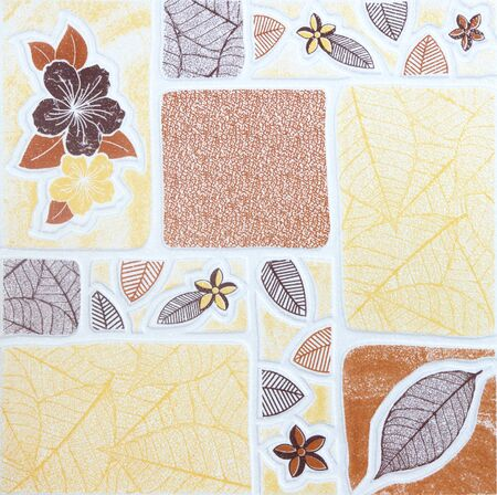 decorative wall: tiles abstract background ceramic surface object industry.