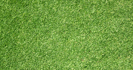lawn: Golf Courses green lawn pattern textured Green grass background Stock Photo