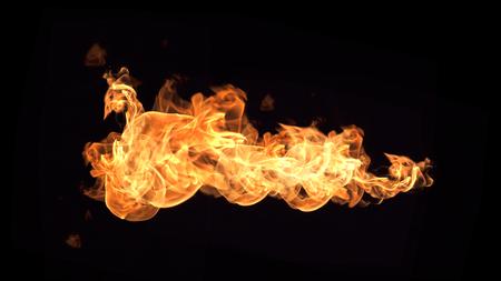 Fire flames backgroundblaze fire flame texture background