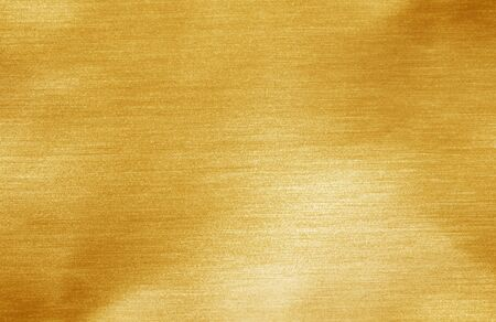 durable: Shiny hot yellow gold foil golden color glitter decorative texture paper