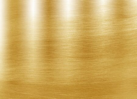 polished: gold polished metal, steel texture abstract background.